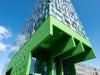 Casa Confetti, een studentenhuis, op het Science Park in Utrecht