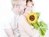Zwanger - op de foto met je partner