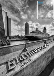 Foto Westerdam in het Boegbeeld Magazine