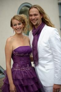 Purple Rain bruiloft