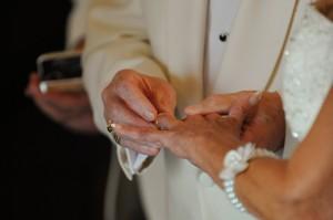 Met deze ring...