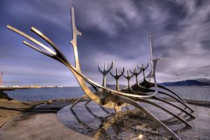 HDR Reykjavik Solfar