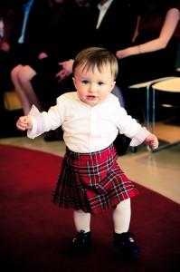 Kleine Schotse man
