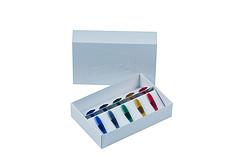 FITZ kleurrijke manchetknopen