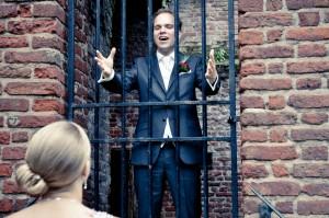 Creatieve trouwreportage in Rotterdam en omgeving