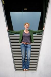 Fotoshoot met Rotterdam als decor