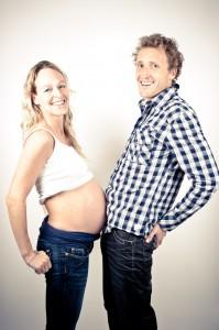 Fotograferen zwangerschap Rotterdam en omstreken