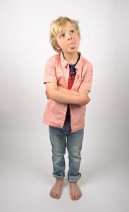 Fotoshoot met kinderen in Rotterdam