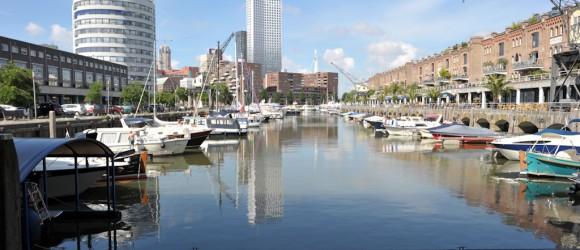 Entrepothaven Rotterdam (HDR)
