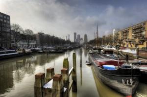Haringvliet Rotterdam (HDR)