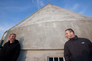 Reunie Meerkerk op de watertoren