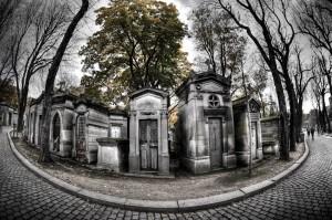 Père Lachaise, de grootste begraafplaats van Parijs