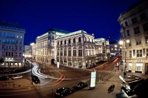 Staatsopera Wenen in de avonduren