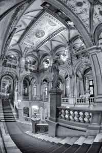 Interieur Staatsopera Wenen
