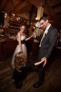 De eerste dans