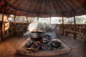 Koken op z'n Swazi's