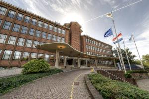 Voormalig hoofdkantoor KLM in Den Haag