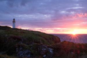 Turnberry Lighthouse Scotland