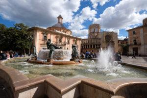 Valencia - de oude stad