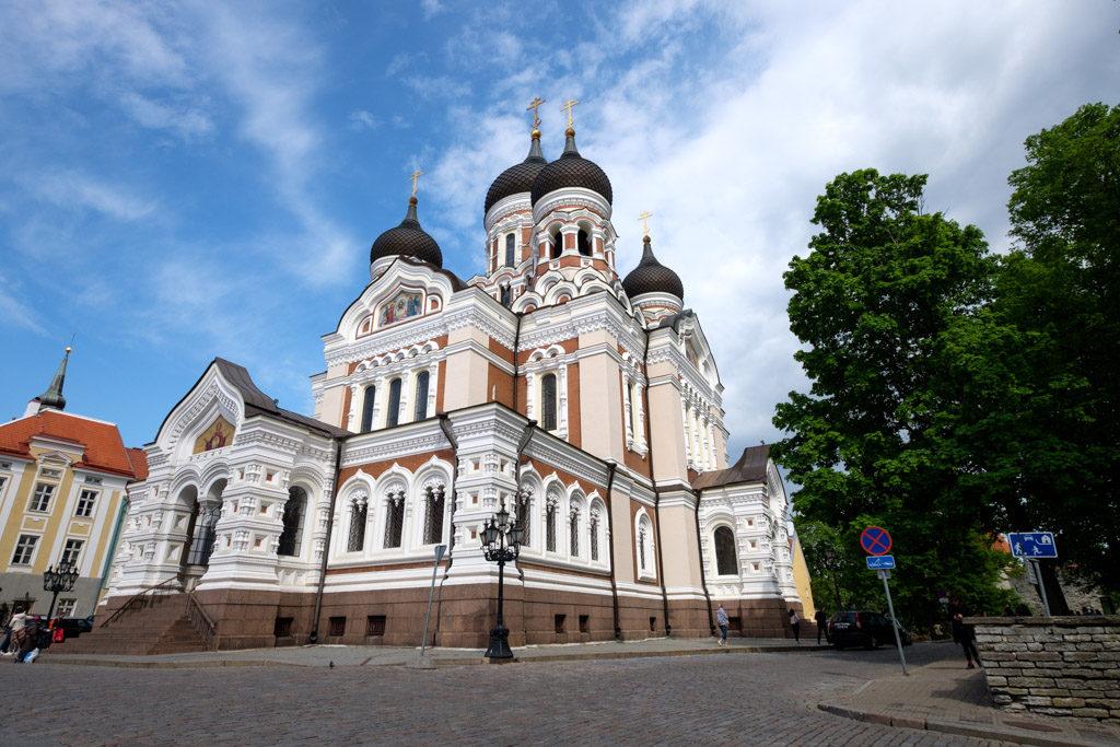 Alexander Nevsky kathedraal, Tallinn