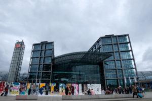 Berlijn Hauptbahnhof