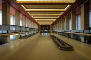 Vertrekhal Tempelhof
