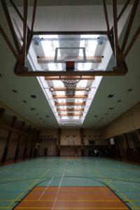 Basketbal op Tempelhof