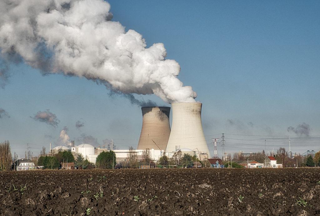 Problemen met kerncentrale Doel