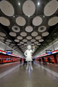 Metrostation Helsinki