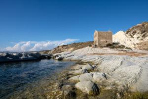 Punta Bianca op SiciliË